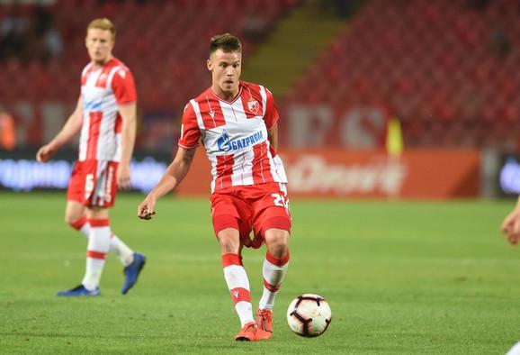Njegoš Petrović je igrao od prvog minuta