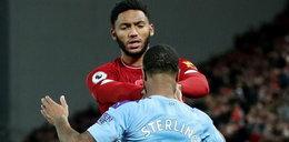 Wielka draka między piłkarzami. Sterling złapał za gardło kolegę z reprezentacji!