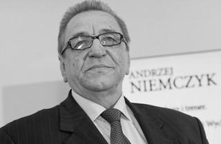 Trener 'złotek' Andrzej Niemczyk nie żyje
