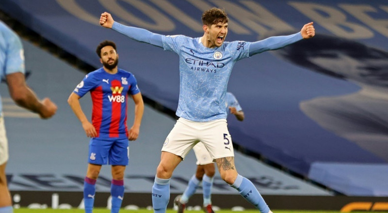 Stones 'deserves the best' says Man City boss Guardiola
