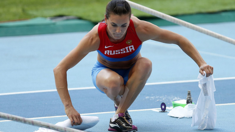 Jelena Isinbajewa