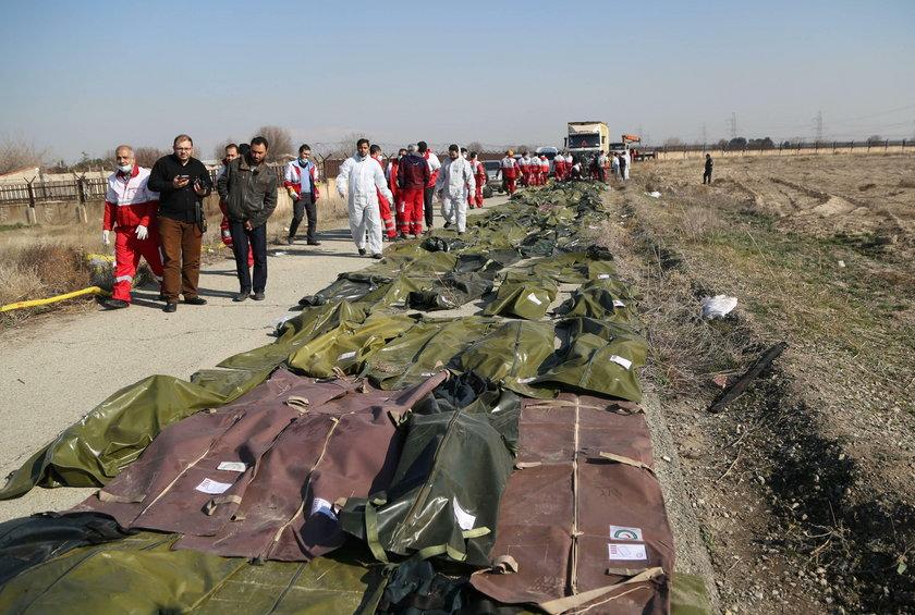 All passengers, crew members killed in Iran plane crash