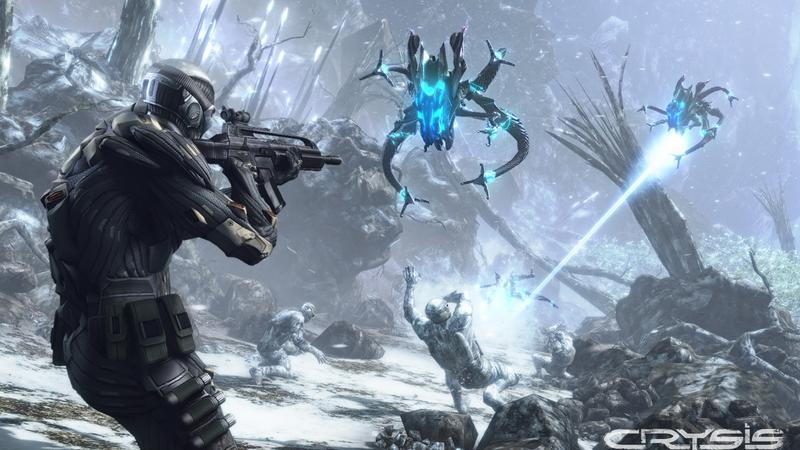 Crysis - kody do gry
