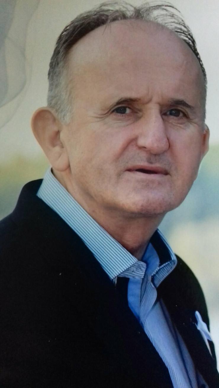 Bozidar Trajković bivši nacelnik Koordinacionog centra BIA za KiM u Nišu