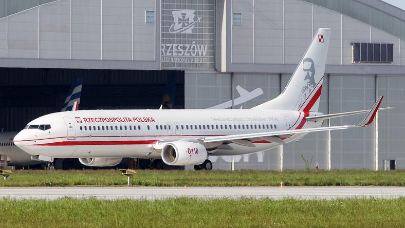 Samolot prezydencki