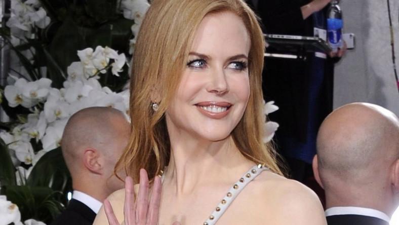 Nicole Kidman otrzymała rolę po tym, jak z projektu wycofała się Rachel Weisz
