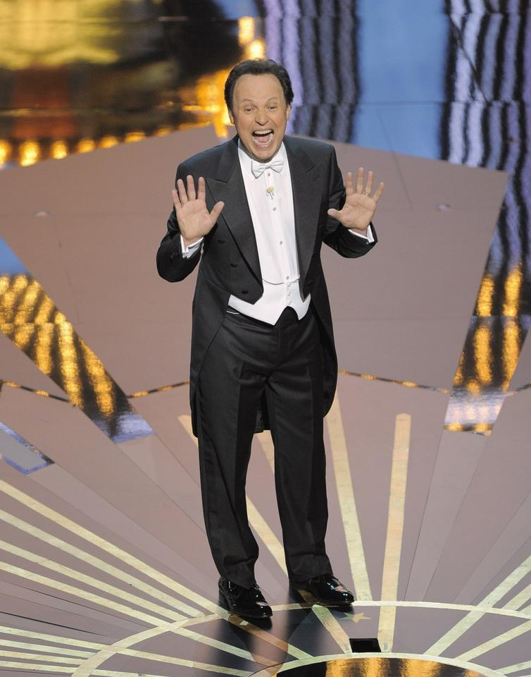 Billy Crystal (1990-93, 1997, 1998, 2004, 2012