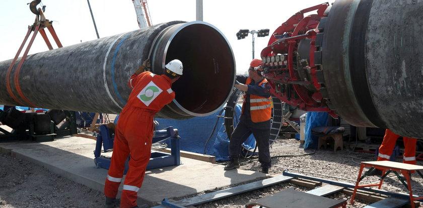 Sejmowa komisja za ustawą wzywającą do przerwania budowy Nord Stream 2