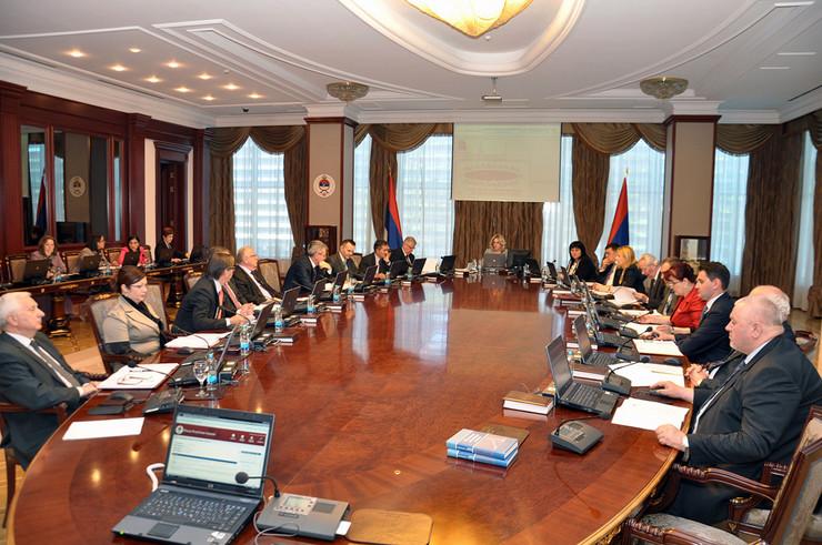 Vlada Republike Srpske sednica