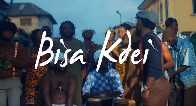 Bisa kdei - Brother Brother music video