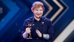 Ed Sheeran z najpopularniejszą płytą w 2017 roku