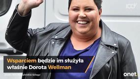 Dorota Wellman poprowadzi nowy program