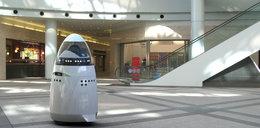 Robot pobił się z człowiekiem na parkingu!