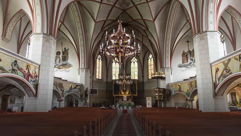 Sanktuarium św. Jacke