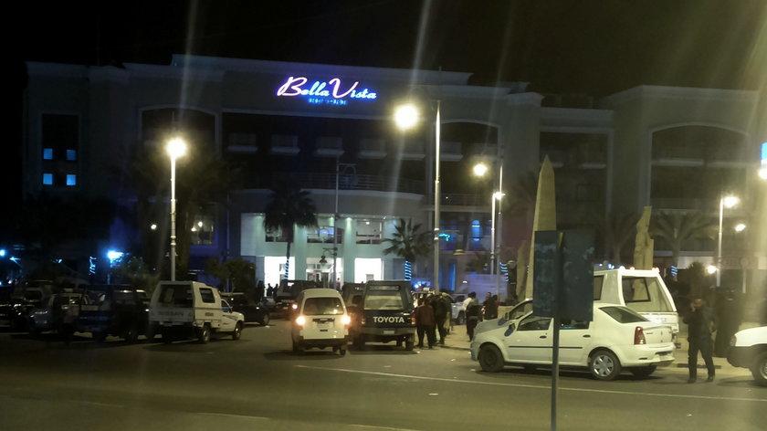 Atak w Hurghadzie
