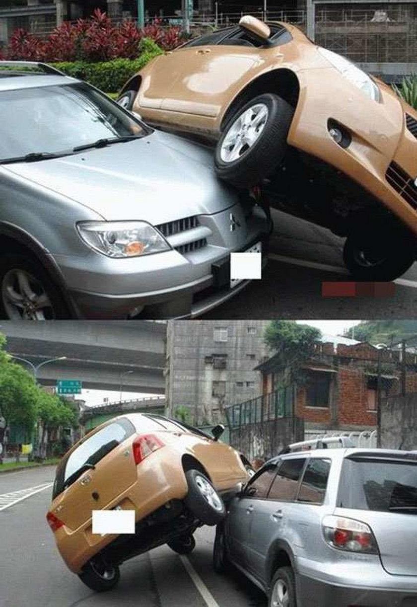 Niesamowite wypadki