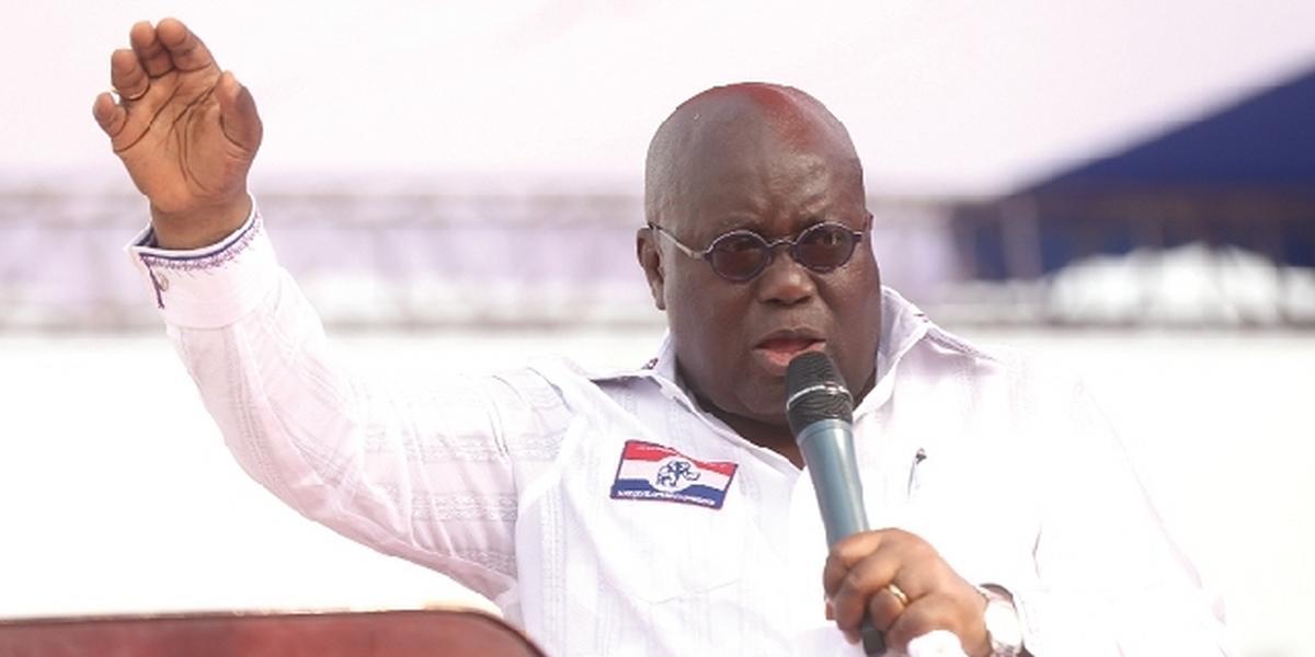 Ghana experiencing 'dumsor' due to maintenance works - Nana Addo