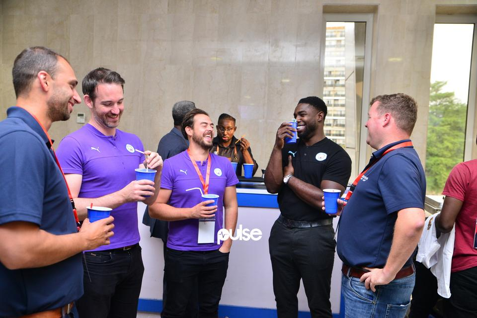 Manchester City trophy tour comes to Lagos as MarathonBet officially launches in Nigeria