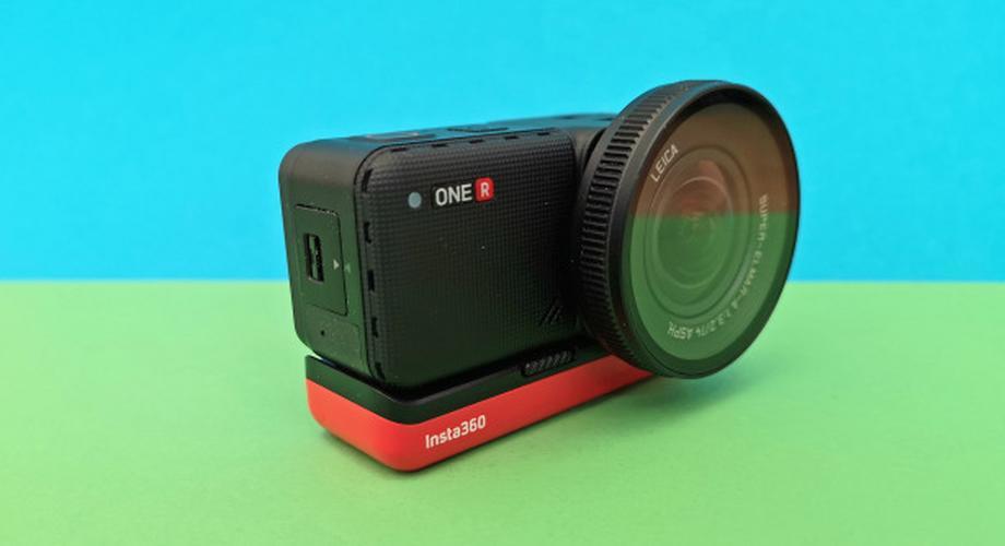 Actioncam Insta360 One R: 1-Zoll-Bildsensor im Test
