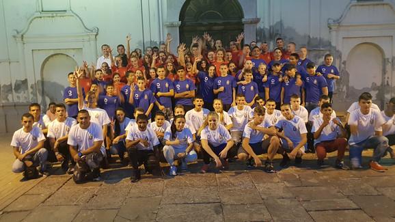 Mlade nade boksa u Smederevu