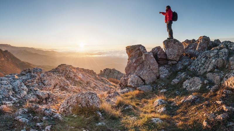 Gdzie samotnie w góry?