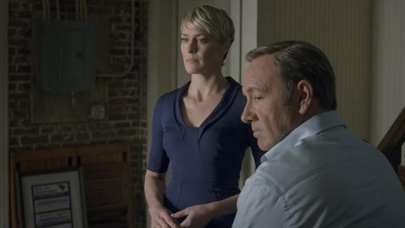 """House of Cards"" - kadr z drugiego sezonu"