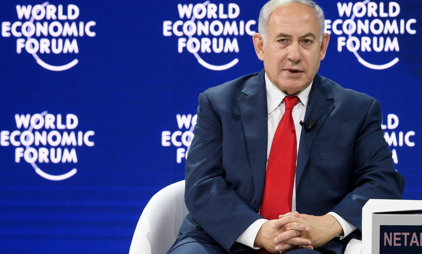 Benjamin Netanjahu trafił do szpitala