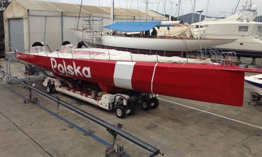 Jest jacht na rejs Polska100!