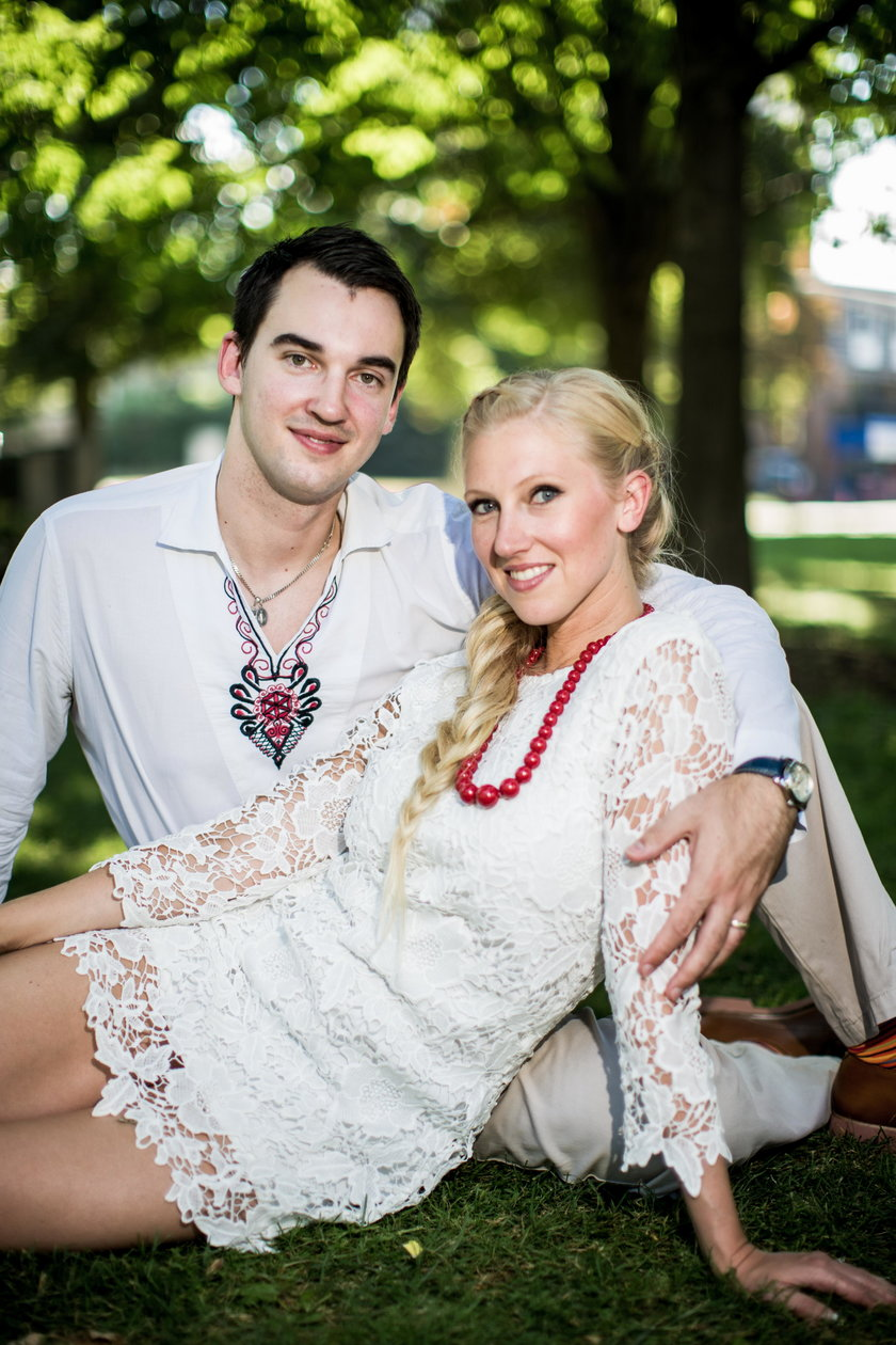 Małżeństwo Polonusów