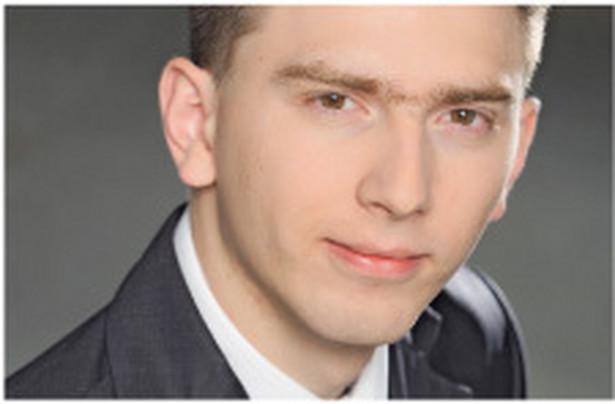 Przemysław Nowak Fot. Archiwum