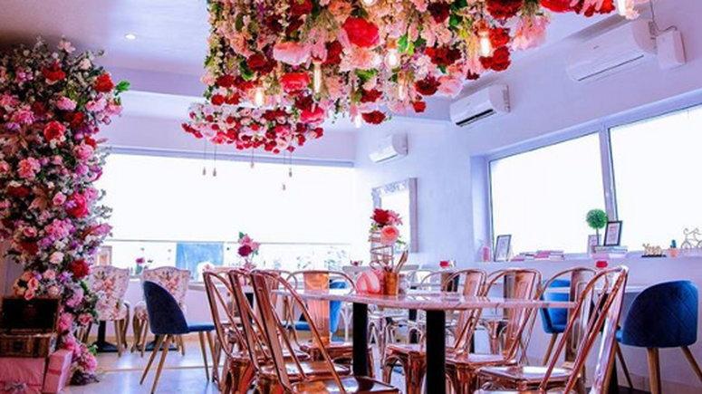 Stylish spots to have breakfast in Lagos [Instagram/thetearoomlagos]