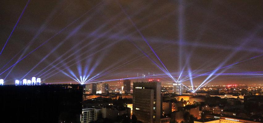 Już w ten weekend Light Move Festiwal. Festiwal Światła opanuje Łódź!
