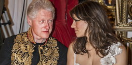 Bill Clinton miał romans z kochanką Hugh Granta?!