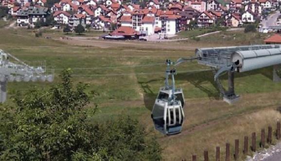 Zbog gondole ar se u centru Zlatibora ne može pronaći ispod 30.000 evra