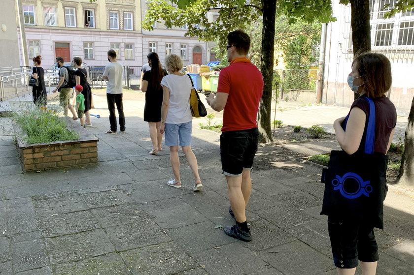 Wysoka frekwencja we Wrocławiu
