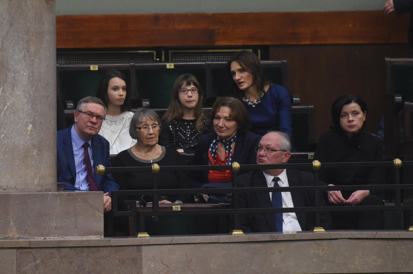 Jadwiga Morawiecka dla Faktu o synu premierze