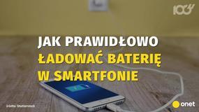 Jak prawidłowo ładować baterię w smartfonie?