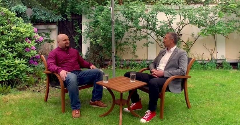 Paweł Stano w rozmowie z Łukaszem Grassem opowiedział o tym jak działa LifeTube