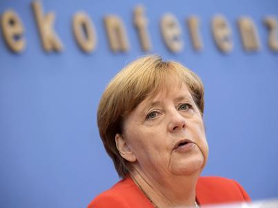 Angela Merkel raz w roku bierze udział w konferencji prasowej, na której odpowiada na wszystkie pytania dziennikarzy