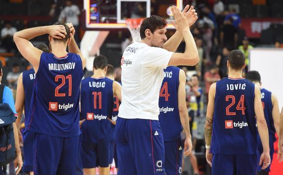 Košarkaška reprezentacija Srbije, Argentine, Košarkaši Srbije