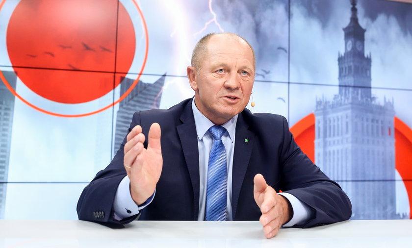Marek Sawicki.