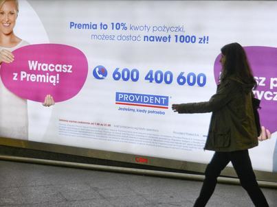 Provident Polska działa w Polsce od 1997 roku