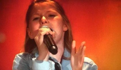"""Córka polskiej aktorki zachwyciła w niemieckim """"The Voice Kids"""""""