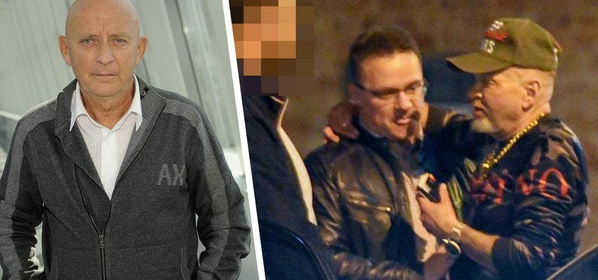 Dziewulski komentuje zdjęcia rzecznika KGP z Rutkowskim. Wyrwało mu się brzydkie słowo