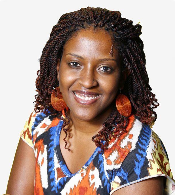 Ory Okolloh, Managing Director at Luminate. (africaintheworld)