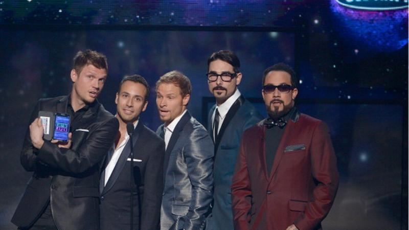 Backstreet Boys (fot. getty images)