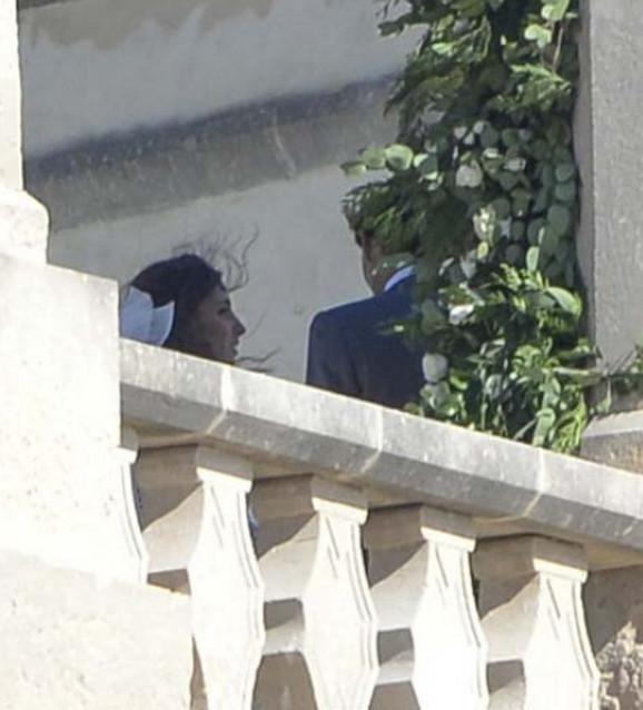 Prve slike sa venčanja Nadala i Ćiske