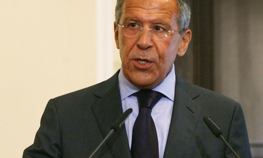 Nietaktowny żart rosyjskiego ministra. Co powiedział?