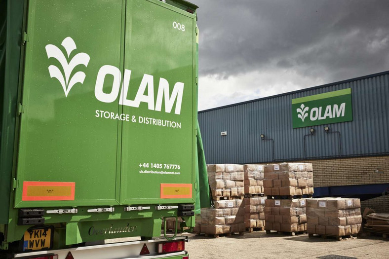 Olam International (Reuters)
