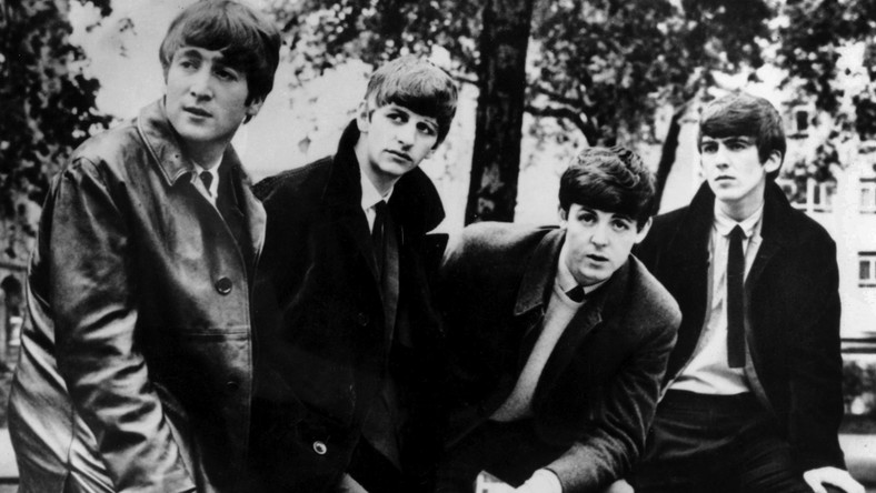 The Beatles: John Lennon, Ringo Starr, Paul McCartney i George Harrison